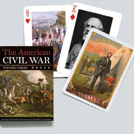 Piatnik Piatnik speelkaarten - Civil War