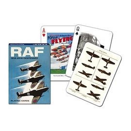 Piatnik Piatnik  Speelkaarten - RAF