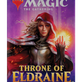 Magic The Gathering Magic The Gathering - Throne of Eldraine Booster Pack