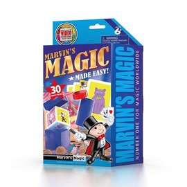 Marvin's magic Marvin's Magic  made easy blauw