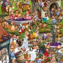 Piatnik Story of Wine - Francois Ruyer (1000 stukjes)