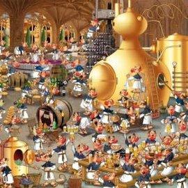 Piatnik Brewery - Francois Ruyer (1000 stukjes)