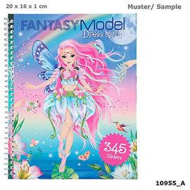TopModel Fantasy Model Dress Me Up Stickers