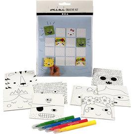 Mini Creatieve Set, memory kaarten