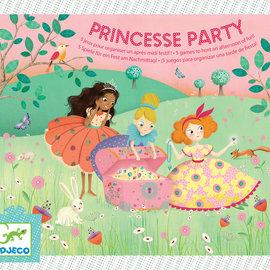 Djeco Djeco 2096 Verjaardagsspellen - Prinsessenfeest
