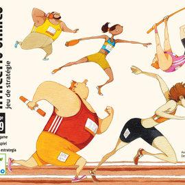 Djeco Djeco 5172 Atletiekspel (strategiespel)