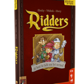 999 Games 999 Games Adventure by Book: Ridders