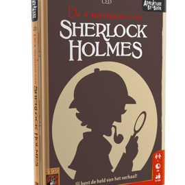 999 Games 999 Games Adventure by Book: Sherlock Holmes