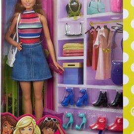 Barbie Barbie pop met accessoires