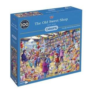 Gibsons Gibsons The Old Sweet Shop(1000 stukjes)