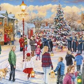 Gibsons Gibsons Christmas Chorus (1000 stukjes)