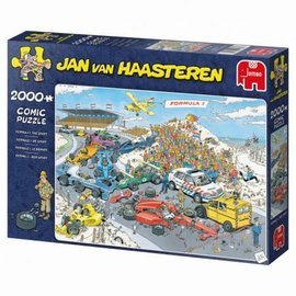 Jumbo Jan van Haasteren - Formule 1, de Start (2000 stukjes)