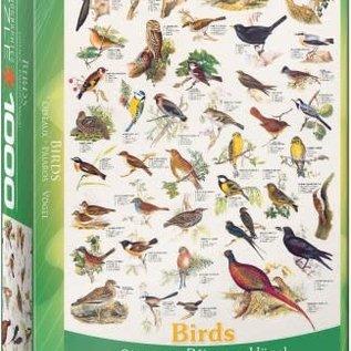 Smartcut Birds (1000 stukjes)