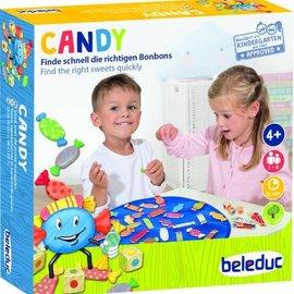 Beleduc Beleduc - Candy - Vind snel de juiste snoepjes