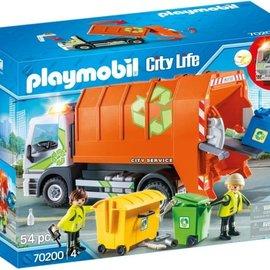 Playmobil Playmobil - Afval recycling truck (70200)