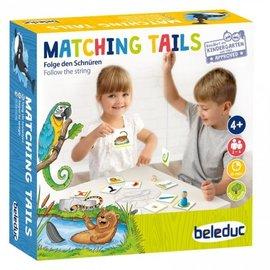Beleduc Beleduc - Matching Tails - Volg de touwtjes