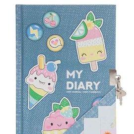 Tiger Tribe My Diary/Sweet Secret