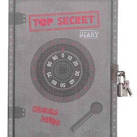 Tiger Tribe Tiger Tribe - Top secret dagboek