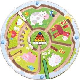 Haba Haba 301473 Magneetspel Getallenlabyrint