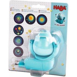 Haba Haba 302145 Nachtlampje voor in het stopcontact Regenboogmelkweg