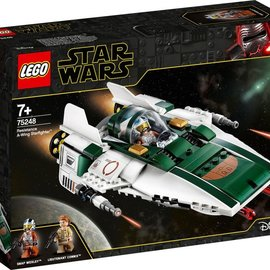 Lego Lego 75248 Resistance A-Wing Starfighter