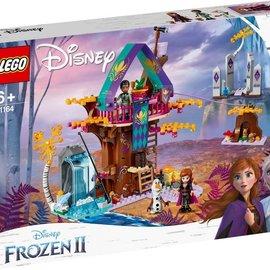 Lego Lego 41164 Frozen II Betoverde boomhut