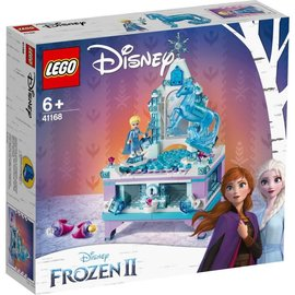 Lego Lego 41168 Frozen II Elsa's sieradendooscreatie
