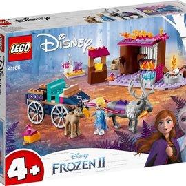 Lego Lego 41166 Frozen II Elsa's koetsavontuur