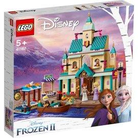 Lego Lego 41167 Frozen II Kasteeldorp Arendelle