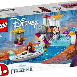 Lego Lego 41165 Frozen II Anna's kano-expeditie