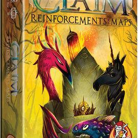 WhiteGoblinGames WGG Claim Reinforcements: Maps