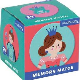 Mudpuppy Memory Betoverende prinses