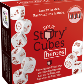Story cubes Rory's Story Cubes - Heroes