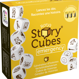 Story cubes Rory's Story Cubes - Emergency