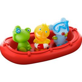 Haba Haba 303866 Badboot Dierenmatrozen Ahoi!