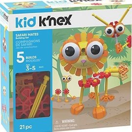 Knex Kid K'Nex Safari Mates