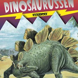 Tactic Selecta Kleurboek Machtige Dinosaurussen