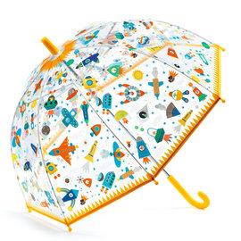 Djeco Djeco 4707 Paraplu - Space
