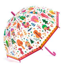 Djeco Djeco 4706 Paraplu - Bos