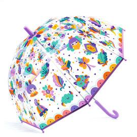 Djeco Djeco 4705 Paraplu - Pop Regenboog