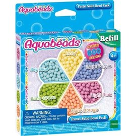 Aquabeads Aquabeads - Navulling Pastel Parels