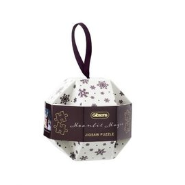 Gibsons Gibsons puzzel Moonlit Magic Bauble (200 stukjes)