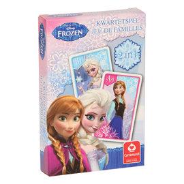 Disney Spel Disney Frozen Kwartet en Actiespel