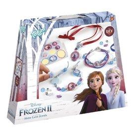 Totum Totum Disney Frozen 2 - Maak je eigen juwelen