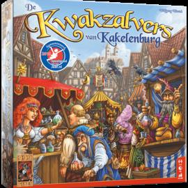 999 Games 999 Games De Kwakzalvers van Kakelenburg