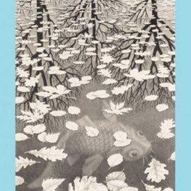 Puzzelman Puzzelman Drie werelden - Escher (1000 stukjes)