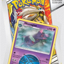 Pokémon POK TCG Sun & Moon Cosmic Eclipse Checklane POC639