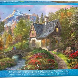 Eurographics Eurographics puzzel Nordic Morning (1000 stukjes)