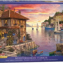 Eurographics Eurographics puzzel Mediterranean Harbor (1000 stukjes)