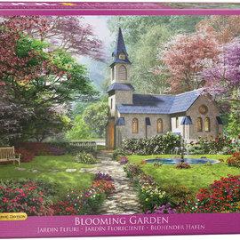 Eurographics Eurographics puzzel Blooming garden (1000 stukjes)